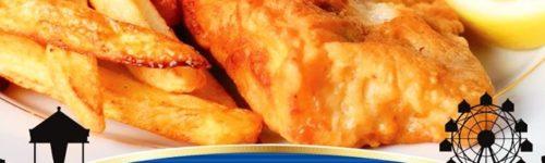 Poisson et Filet de Poisson Frit du 23 août au 11 septembre